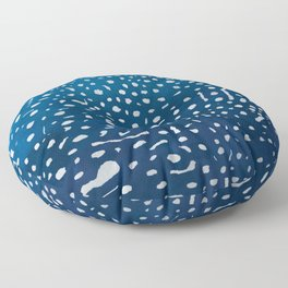 Whale shark skin. Floor Pillow