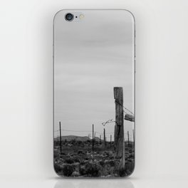 Desert View II iPhone Skin