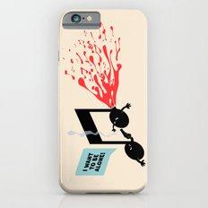 break-up song Slim Case iPhone 6s