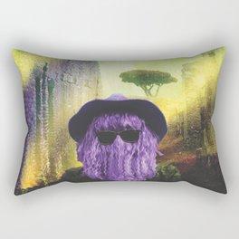 The Odd Watcher Rectangular Pillow