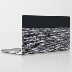 Riverside (Black) Laptop & iPad Skin