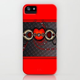 The Red Room iPhone Case