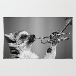 Musical Lemur Rug