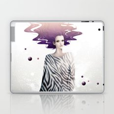 La Robe Zèbre Laptop & iPad Skin