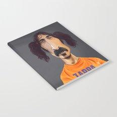 Frank Zappa Notebook