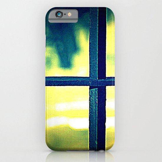 Life on the other side iPhone & iPod Case