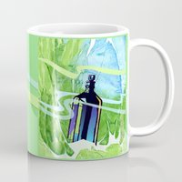 underwater Mugs featuring Underwater by Patricia Howitt