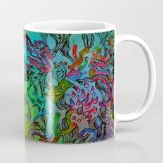 diamonds space magic Mug