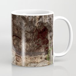 The Holy Cave of Covadonga Coffee Mug