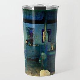 La Casa Azul Travel Mug
