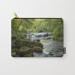 Ledge Falls, No. 3 Carry-All Pouch