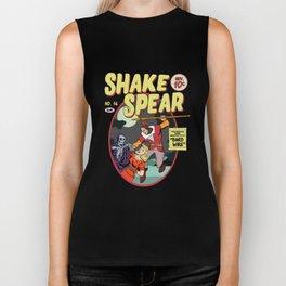 Shake Spear! Biker Tank