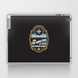 Stay The Course Laptop & iPad Skin