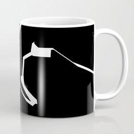 Trendy minimal line Coffee Mug