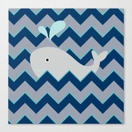 I sea you - sealife Canvas Print