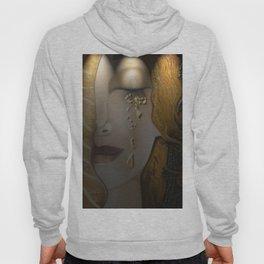 My Klimt Serie : Gold Hoody