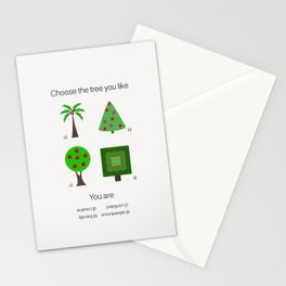 Gift for psychologist Stationery Cards
