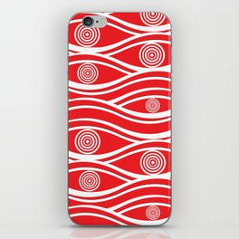 Pattern 108 iPhone Skin