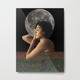 Moonlight dreamer Metal Print
