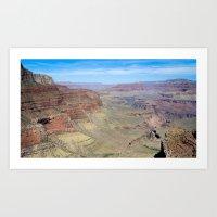 Grand Canyon by Jennifer Kearney Art Print
