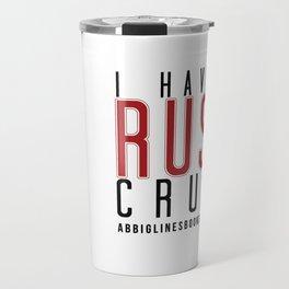 Rush Crush Travel Mug