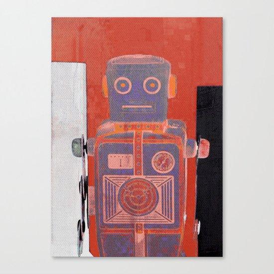 Radioactive Generation 7 Canvas Print