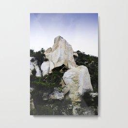 Ortega Mountain #1 Metal Print