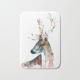 Deer - Fallow Deer Bath Mat