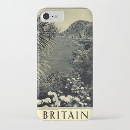 affiche Ilfracombe Glorious Devon Ocean Coast iPhone Case