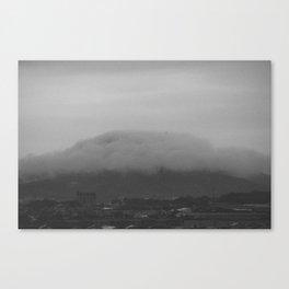 cloudy landscape / Japan Canvas Print