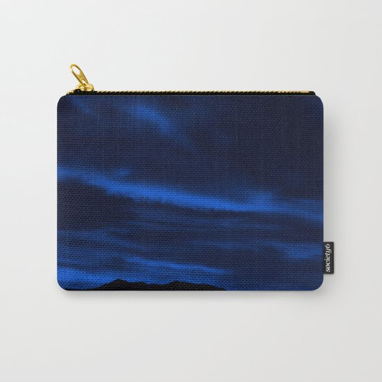SW Midnight Blue Morning Carry-All Pouch