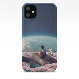 My World Blossomed when I Loved You iPhone Case