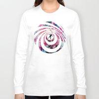 vertigo Long Sleeve T-shirts featuring VERTIGO by Tia Hank