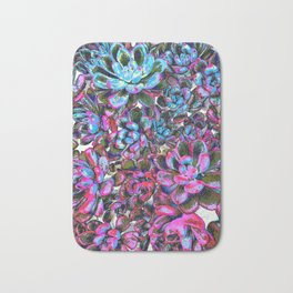 Floral tribute [pixie] Bath Mat