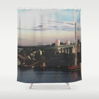 play Shower Curtains featuring PlaY by Christophe Chiozzi