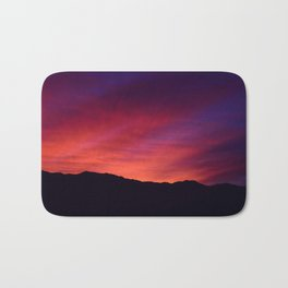 SW Mountain Sunrise - 5 Bath Mat