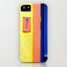 Lucky Number iPhone Case
