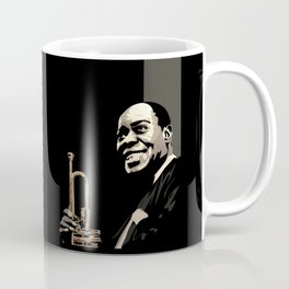 Louis Armstrong Coffee Mug