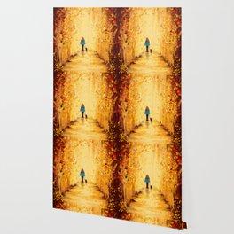 Abstract - Autumn Daze Wallpaper