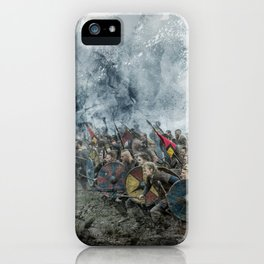 The Great Army iPhone Case