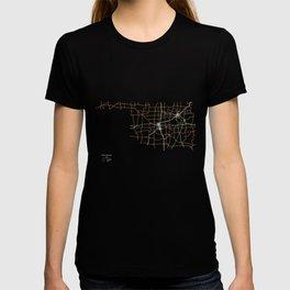 Oklahoma Highways T-shirt