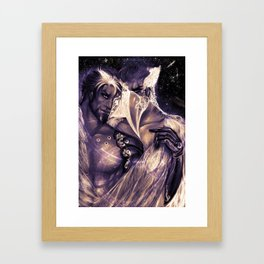 Wings of Desire  Framed Art Print