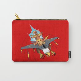 Male Pattern Badness Carry-All Pouch