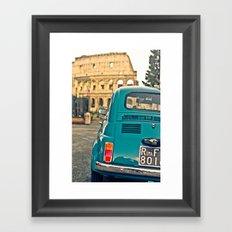 Italian Style Framed Art Print