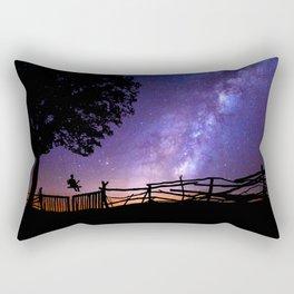 HIGH WILD AND FREE Rectangular Pillow