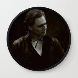 """Prince Hal """"Lost in thoughts"""" Wall Clock"""