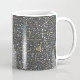 Math Lesson Coffee Mug
