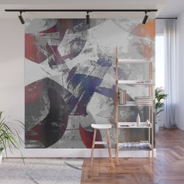 Fragments Wall Mural
