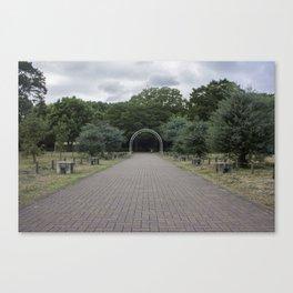 l'arc Canvas Print