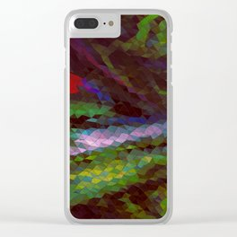 the faded heart sessions: 03 Clear iPhone Case